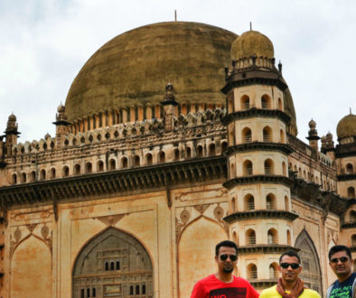 Tour of Gol Gumbaz and Badami