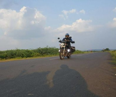 My Motorcycle Diaries | A New Beginning